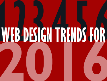 website design trends 2016