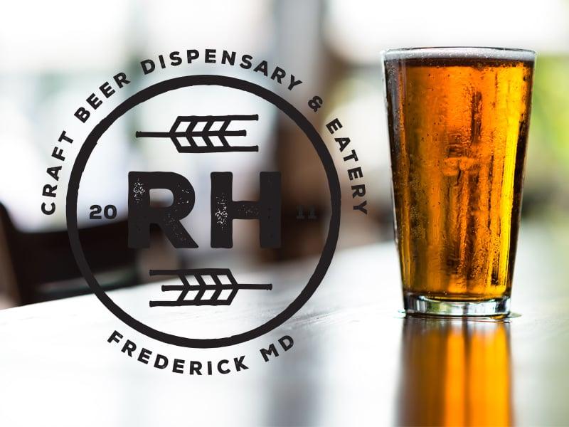 Roasthouse Restaurant, Frederick, MD Website Design