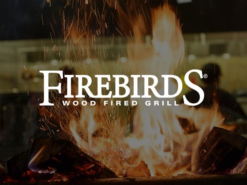 Firebirds Restaurant Website Design