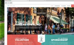 Main Street Hagerstown Web Design