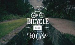 San Mar C&O Canal Bicycle Tour, Website Design, Logo Design