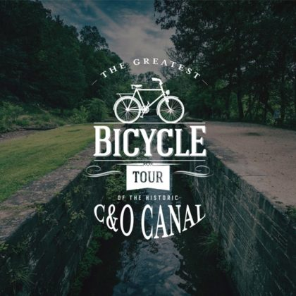 San Mar C&O Canal Bicycle Tour, Website Design, Logo Design