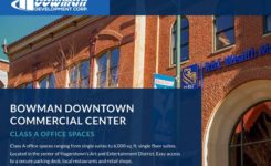 Bowman Development, Williamsport Maryland website design